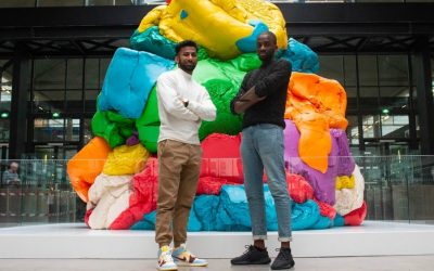 Une start-up du 93 invente un service de leasing de sneakers