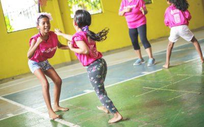 Autonomisation des femmes par le sport, la très belle initiative de Carolina JOLY, jeune leader du Panama