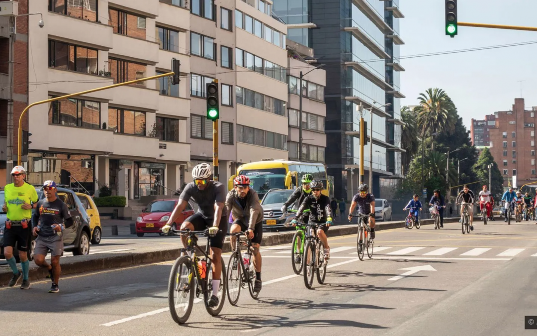 How bike-friendly 'slow streets' are changing cities