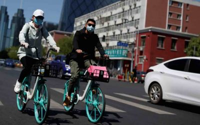 Here are 4 major bike-sharing trends from China after lockdown