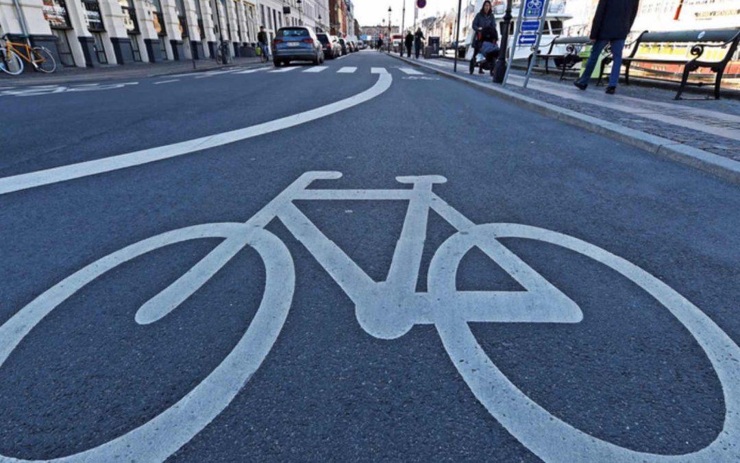 What makes Copenhagen the world's most bike-friendly city?