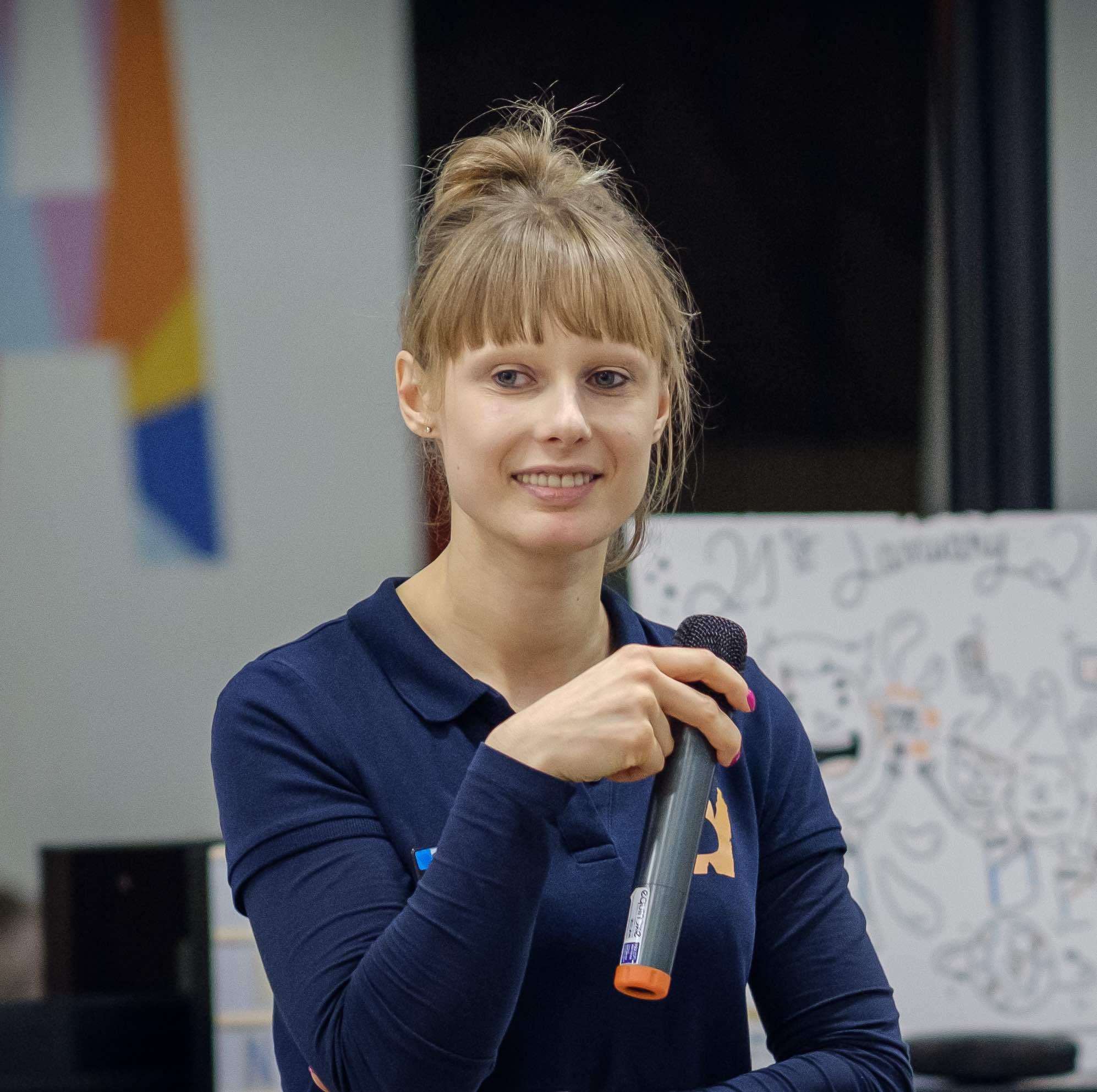 Anna MUSZYNSKA