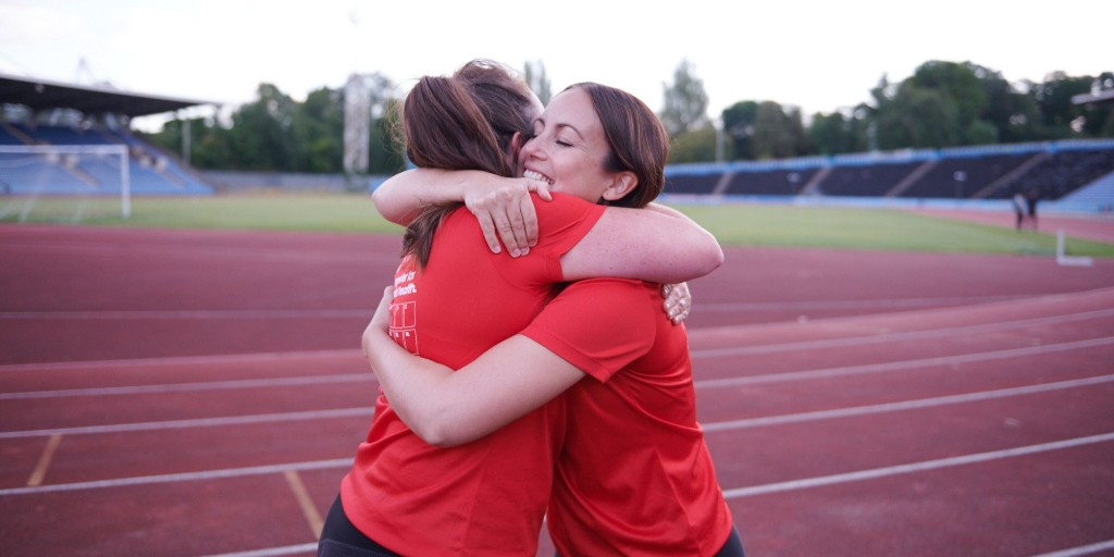 Partnership with Red January: improve mental health through sports