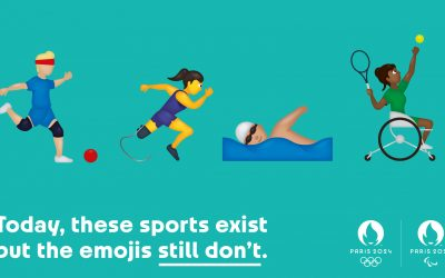 Paris 2024 launches initiative to add Paralympic sport emojis