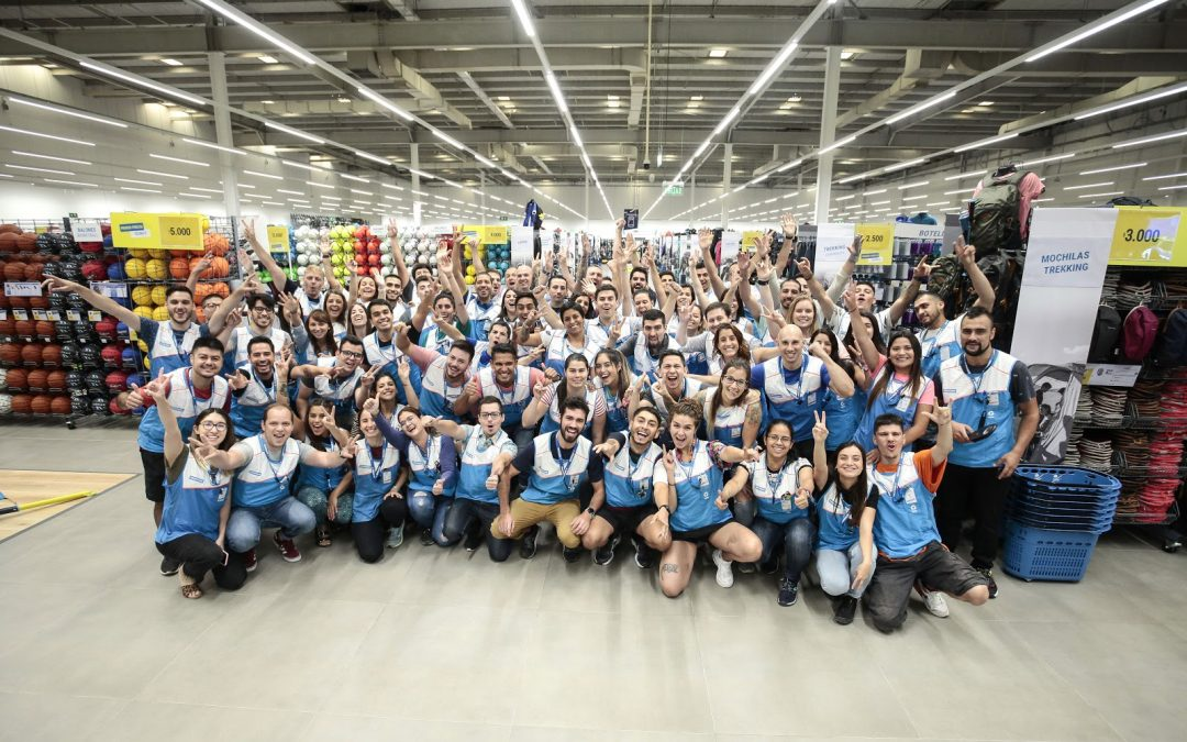 Decathlon Chile: local and small steps contribute to a bigger impact