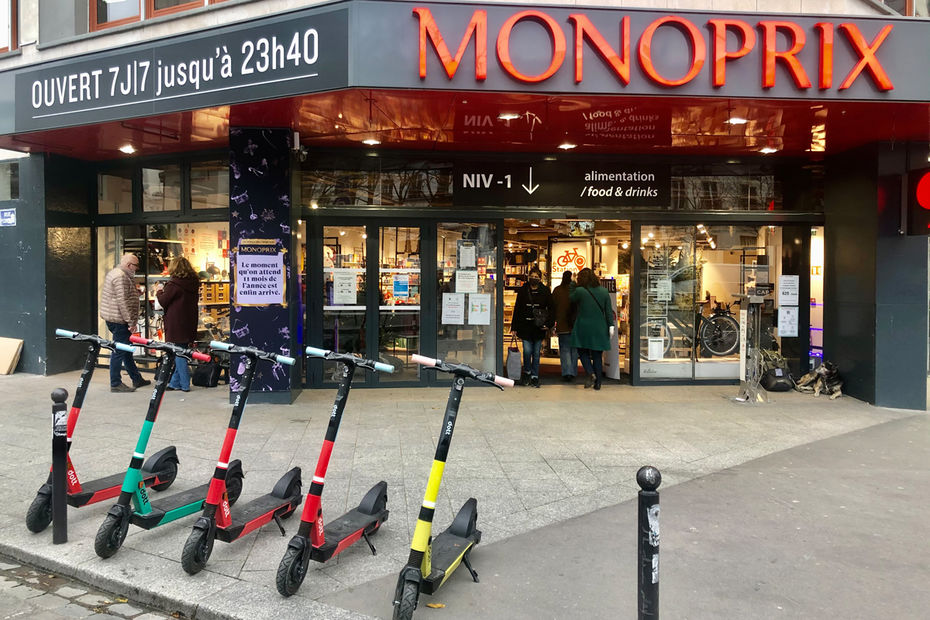 Avec La Station, Monoprix dévoile ses ambitions dans la mobilité douce