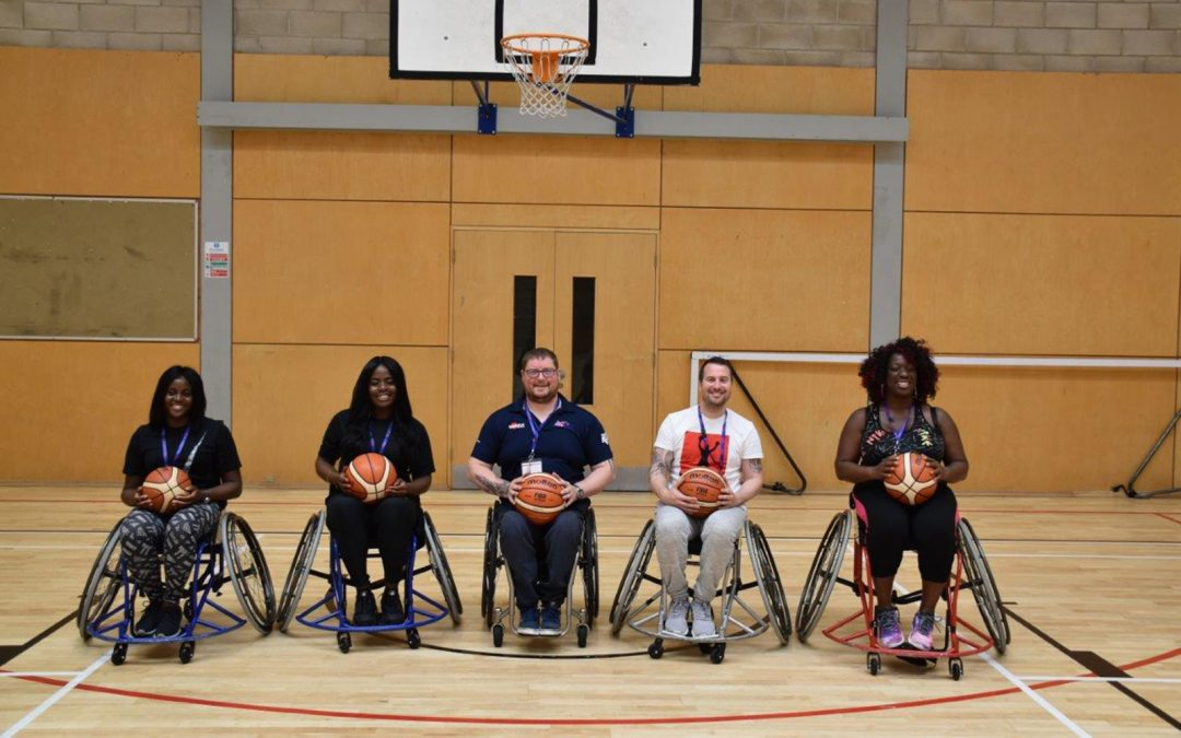 Asos volunteers kit out paralympians for Rio