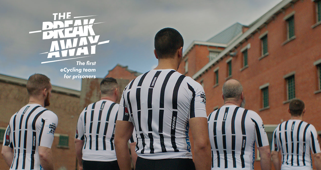 Breakaway – The first eCycling team from the prison