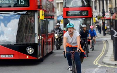 Want to make the streets safer for women? Start with cycling