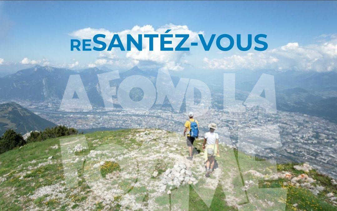 ReSantéz-Vous – The groundbreaking Sport-Health project
