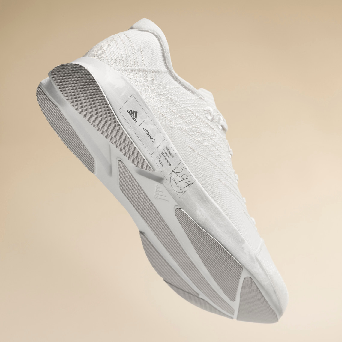 Adidas Allbirds Futurecraft Footprint